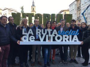 PP Vitoria y Leticia Comerón