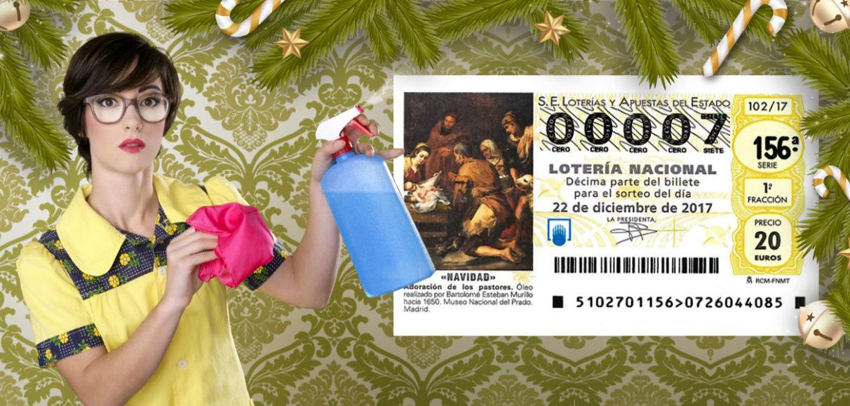 Limpiezas R7-juega al 7 loteria navidad