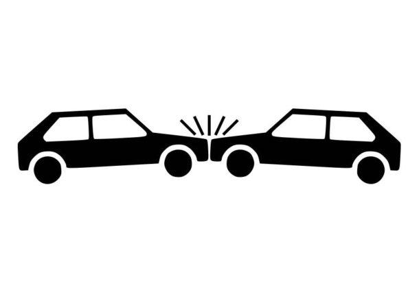 Cinco heridos en tres accidentes de tráfico