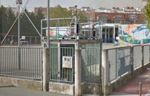 Estación Metereológica del 3 de marzo