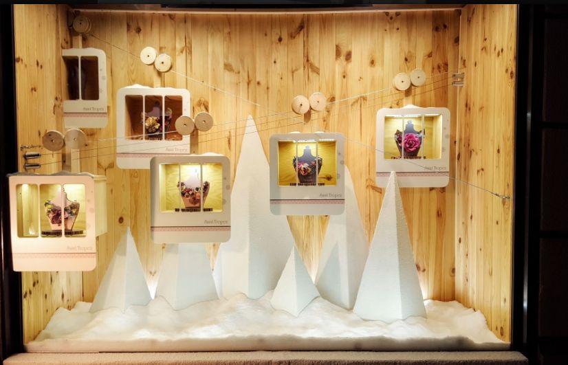 Fotos ganadores del concurso de escaparates de vitoria gasteiz - Iluminacion vitoria ...