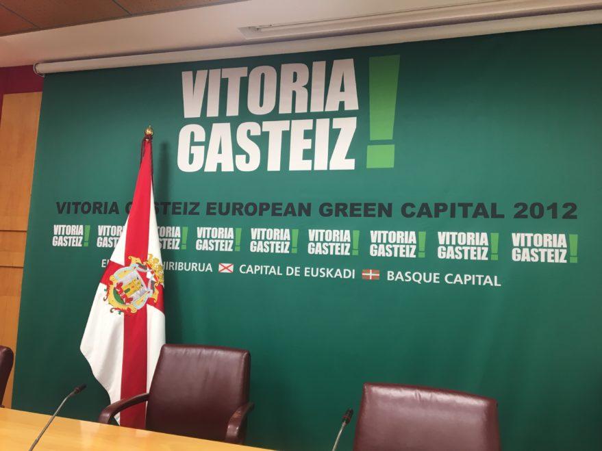 green Capital basque Capital