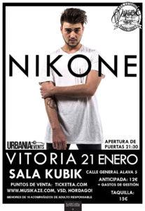 Nikone @ Sala Kubik