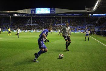 Ibai Gómez acerca las semis de Copa con dos goles sobre la bocina (0-2)