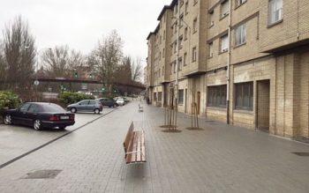 Concluye la reforma de la Calle Aragón