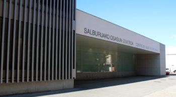Centro Salud Salburua Osakidetza cribado cervix cuello uterino