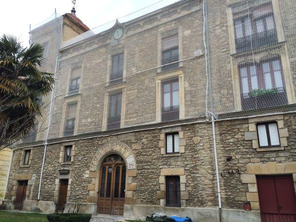 Palacio Alava Esquivel, propiedad de Tánger