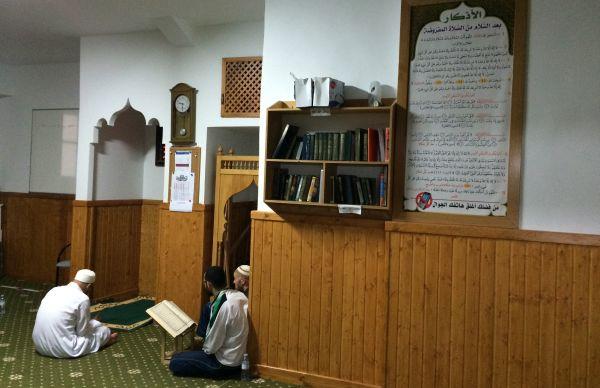 mezquita casco viejo vitoria