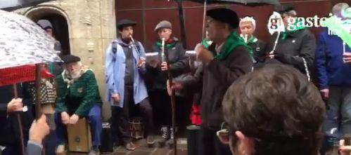 Los coros de Vitoria y Álava cantarán este domingo a Santa Águeda