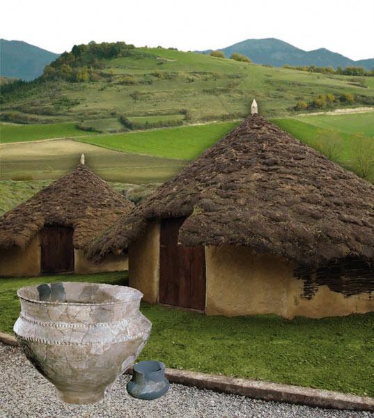 El Castro de Henaio, un asentamiento de la Edad del Hierro en Dulantzi