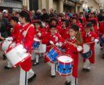 La Tamborrada Infantil necesita niños para seguir con la tradición