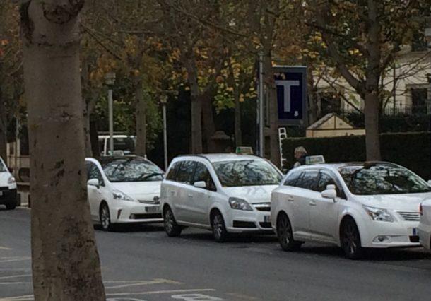 La carrera de un taxi en Vitoria es la segunda más cara de España, según Facua