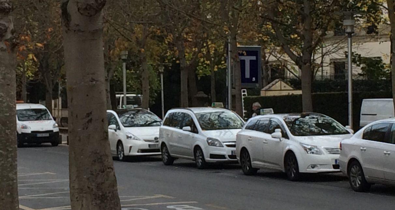 Taxi en Vitoria
