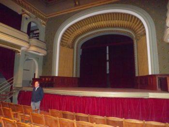 Salón de actos y teatro Seminario