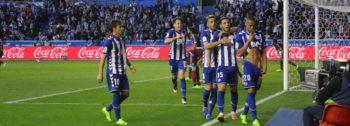 El Alavés sigue en racha y vence a la Real Sociedad