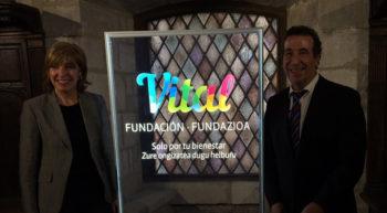 Fundación Vital renueva su imagen para reforzar su perfil exclusivamente social