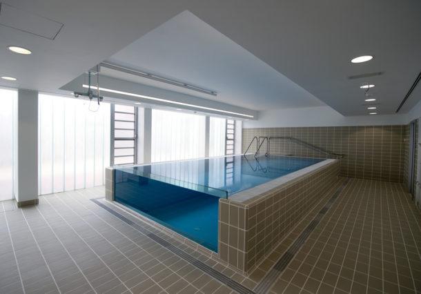Lakuabizkarra estrena piscina y Santiago área de rehabilitación