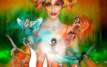 El Circo Italiano trae el mundo salvaje a Vitoria con su espectáculo Vida