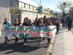 huelga caser residencial
