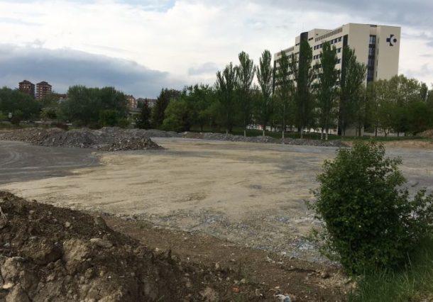 El Ayuntamiento y Osakidetza pagarán los nuevos parkings en Txagorritxu