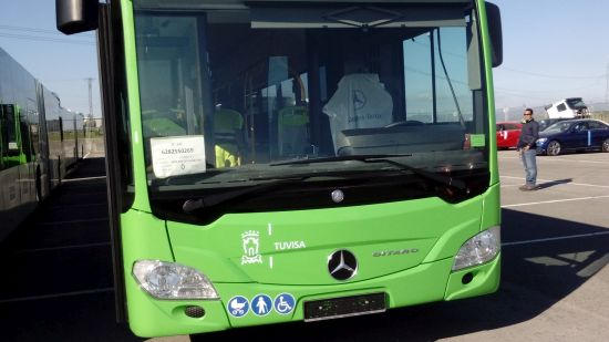 autobus tuvisa