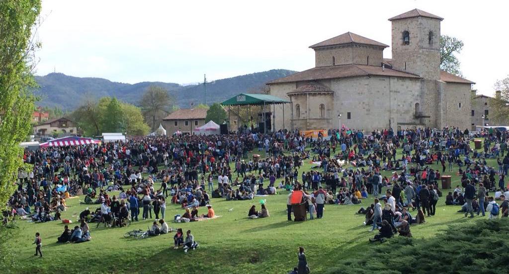 La basílica de Armentia acogerá cuatro misas en San Prudencio y abrirá todo el día | Gasteiz Hoy