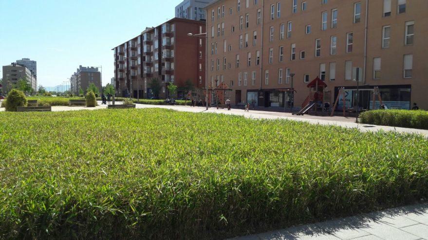 jardines paseo estrasburgo