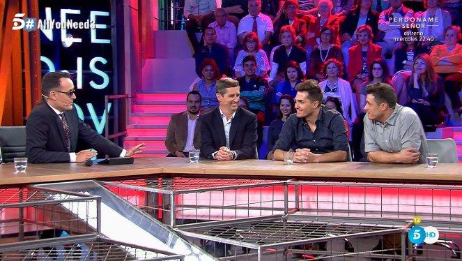 La sorpresa de Endika y Ander a su padre Rafa en el programa de Risto Mejide
