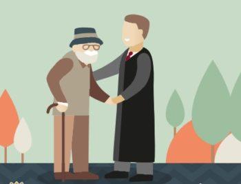 Las personas mayores tendrán asesoramiento jurídico gratis