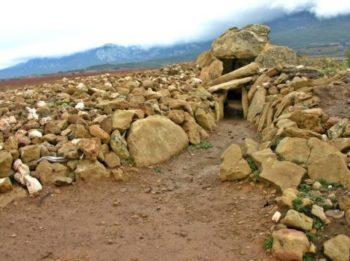 dolmen alto de la huesera