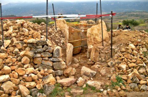 dolmen el montecillo