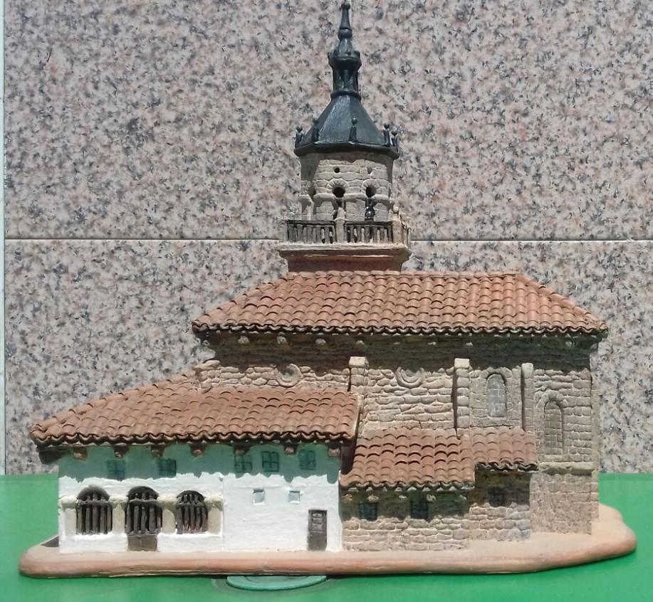 Reproducción parroquia San Millán de Ali
