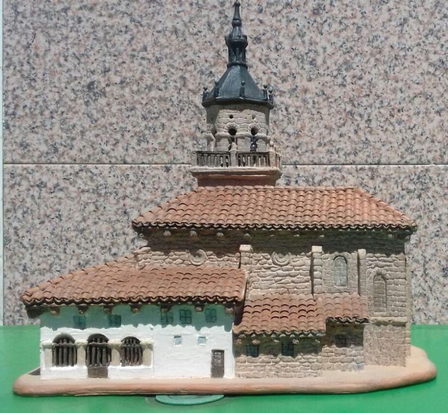 iglesia cerámica ali