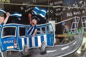 Normas y recomendaciones de seguridad para los 25.000 alaveses que se desplacen a Madrid