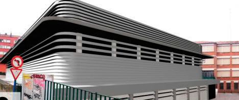 proyecto silo arana