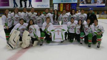 El Sumendi femenino se proclama subcampeón de la Copa de la Reina