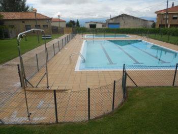 piscina de yécora
