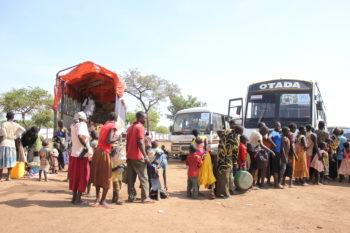 campo de refugiados Bidi Bidi
