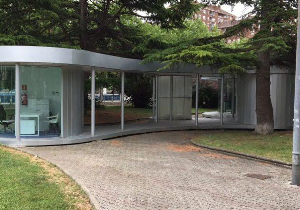 El Ayuntamiento estudia el 'reciclaje' del antiguo centro de movilidad eléctrica