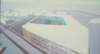Gonzalo Antón copia la reforma de Mendi para el estadio del Burgos