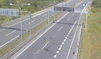 Nuevos cortes en la carretera a Bilbao