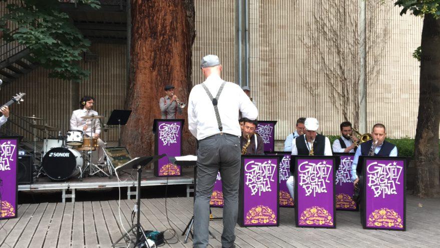La Gasteiz Big Band crea el Celedón más canalla
