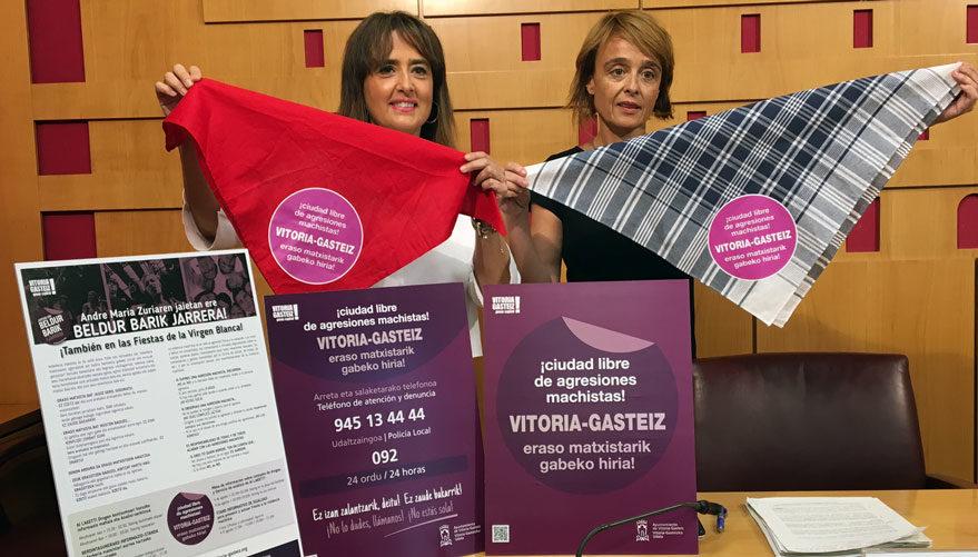 pañuelos movimiento feminista