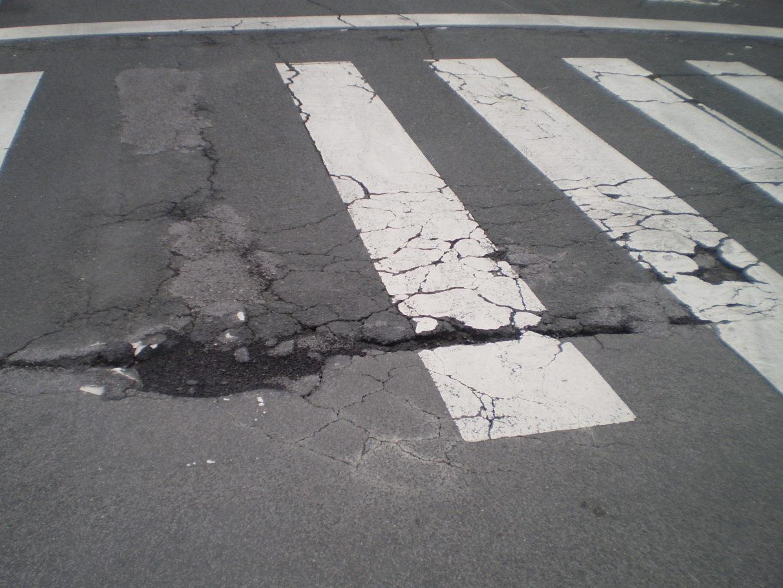 baches carretera calle barandiaran 2