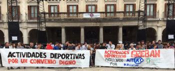 El Ayuntamiento compensa las clases perdidas por la huelga de socorristas