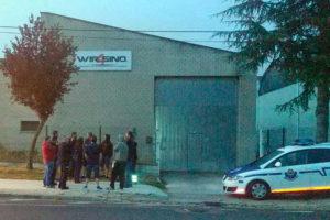 Wirsind cierra por sorpresa en Júndiz sin avisar a sus 25 trabajadores