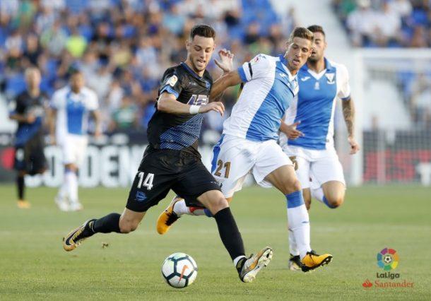 El Alavés se estrena con derrota en Butarque