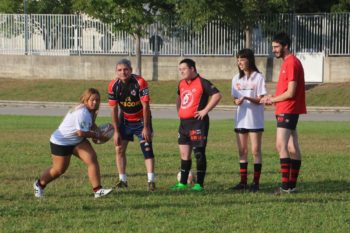 El Torneo Internacional de Rugby Inclusivo no permite jugar a mujeres