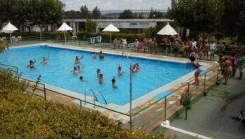 Muere un joven vitoriano tras sufrir un accidente en una piscina de Salamanca