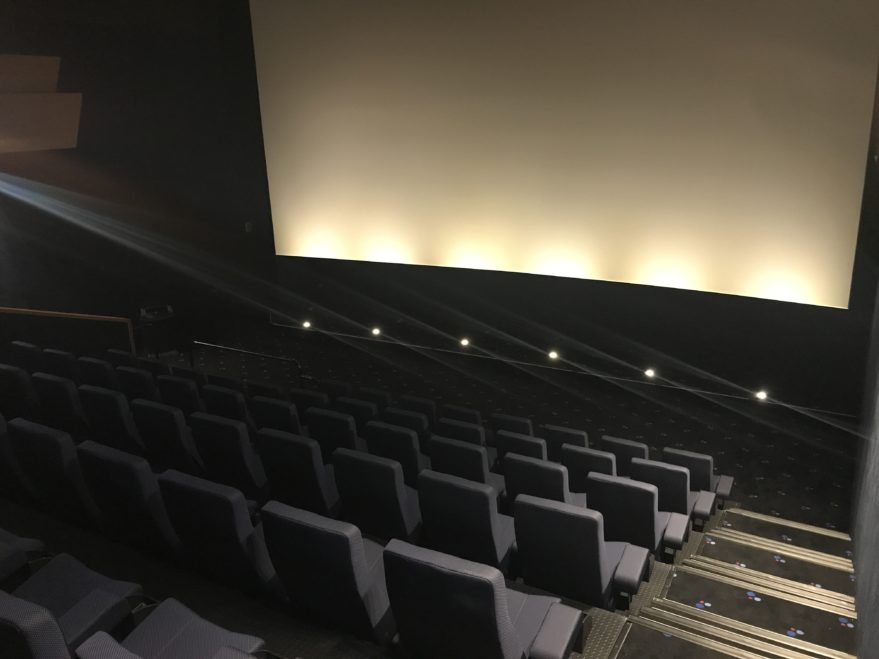 sala cine El Boulevard